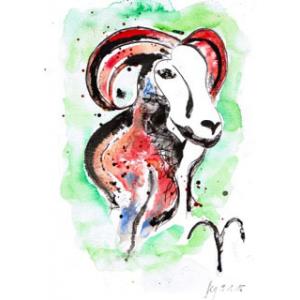 Tierkreiszeichen «Widder»