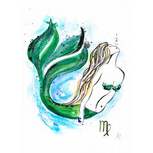 Tierkreiszeichen «Jungfrau»