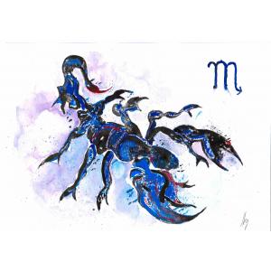 Tierkreiszeichen «Skorpion»