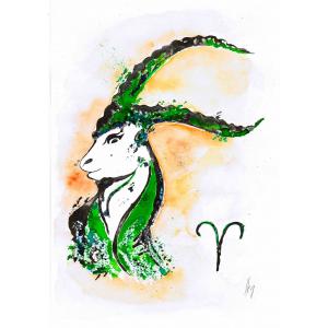 Tierkreiszeichen «Steinbock»