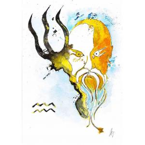 Tierkreiszeichen «Wassermann»